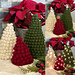 Bobble Stitch Christmas Tree Trio pattern