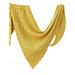 Mustard seeds shawl pattern