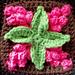 "Hyacinth 6"" afghan block pattern"