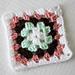 Traditional Granny Square: Bake Shop Blanket pattern