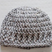 The Parker Newborn Hat pattern