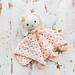 Snuggle Bunny Baby Lovey pattern