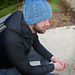 Cabled Beanie for Men pattern