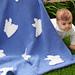Bunny Hop Blanket pattern