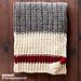 Lumberjack Crochet Throw pattern