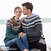 His and Hers Yoke Sweater pattern