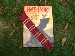 HP bookscarf