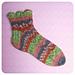 Alegria Socks pattern