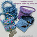 Coin Purse Trinket Bag Rosary Pouch pattern
