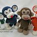 Little Bigfoot Monkey 2014 pattern