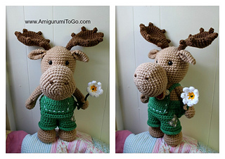 Marty the Moose | | 226x320