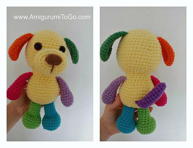 Little Bigfoot Lion 2014 | Crochet lion, Crochet projects, Cute ... | 492x640