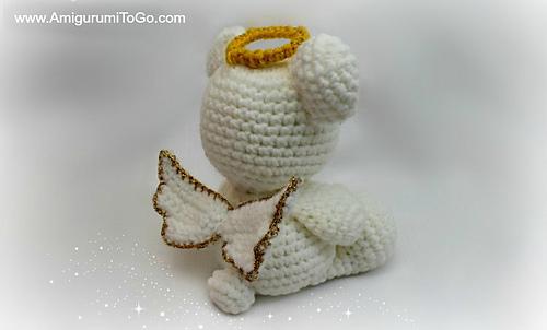 Christmas Knitting SUPPLY KIT - Polar Teddy Bear Toy /Photo ...   302x500