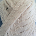 Cable Lace Scarf pattern