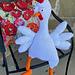 Bird Buddy Chicken Amigurumi pattern