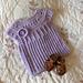 Little Lila's Lavender Dress pattern