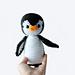 Penelope the Penguin pattern