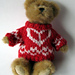A Valentine for Teddy pattern