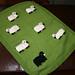 Sheep Motif Blanket pattern