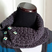 Button it your way cowl pattern