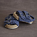 Modern Baby sandals pattern