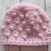 Pearl Hat pattern