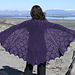 Garden Path Shawl pattern