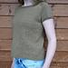 Mina Shirt pattern