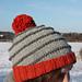 Vinterhue pattern
