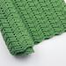 Easy Peephole Chevron Blanket pattern