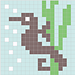 Seahorse Pocket Pet Chart pattern