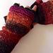 January Sunset Fingerless Gloves pattern