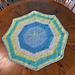 Spiral Octagon pattern