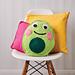 Avocado Cushion pattern