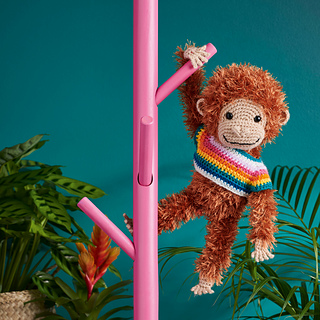 Ravelry: Helio the Baby Orangutan pattern by Rosaura Valdez | 320x320
