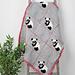 Pandamonium Blanket pattern