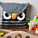Owl Be Your Buddy Pillow Cover/Sleepover Bag pattern