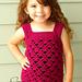 Samantha Tank - Child Sizes pattern