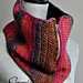 Steff Herringbone Cowl pattern