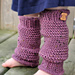 Michelle Leg Warmers and Boot Cuffs pattern