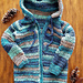Child Dawson Hoody pattern