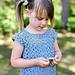 Marielle Lace Tee - Child Sizes pattern