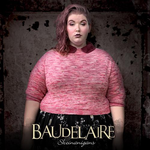 kristine favorited Baudelaire Crop by Melissa Alexander-Loomis