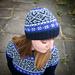 Vinterfjell hat pattern