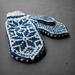 Speedy Selbu Mittens pattern