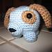 Roly Dog pattern