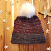 Two Tone Toque pattern