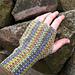 Wrist warmers pattern
