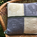 Snugly Sheep Cushion Cover pattern