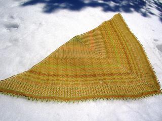 Mohana shawl I